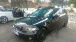 Bmw 1 series manual leather seats R85000