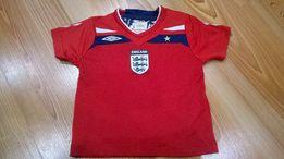 6f0cd0b8f6023d koszulka piłkarska Umbro rozm. 86 Anglia