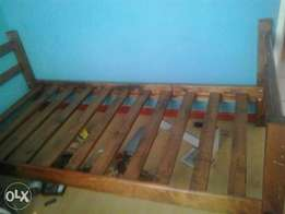 Woodeen double bunk for sale