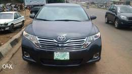 2011 Toyota venza first body