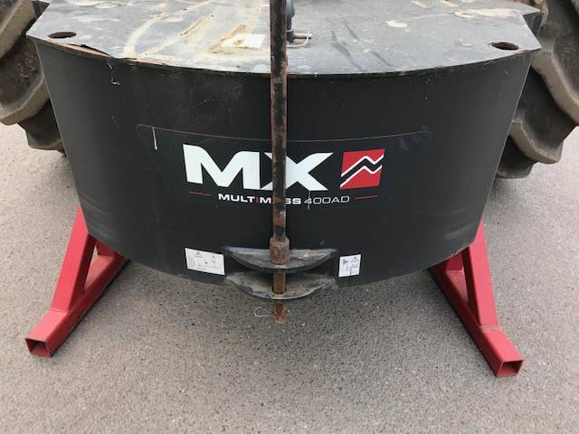 MX Multimass 1500 - 2011