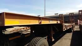 2007 Martin Tri Axle 48 Ton Stepdeck Lowbed Trailer for sale