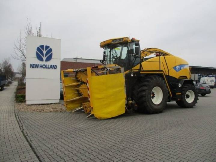 New Holland fr9050 - 2011