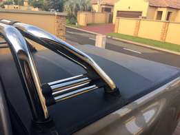 New 2016 Toyota Roll bar and Tonneau Cover