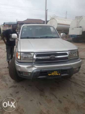 Registered Toyota 4runner 2001 Model Ikotun - image 2
