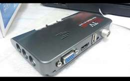 Free To Air Decoders with VGA output
