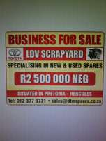 Bussiness for sale