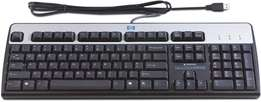hp desktop  keyboard