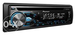 pioneer DEH 4850bt,FM/CD/Bluetooth brand new