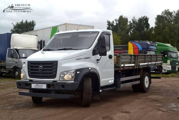 ГАЗ Next С41R33 - 2019