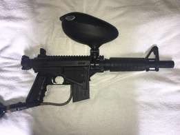 Self Protection - Pepperball / Paintball Tactical automatic Gun