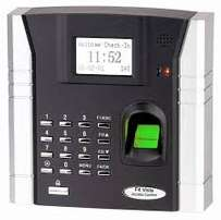 Time attendance system And Bio-metric Access Control Systems