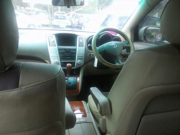 Toyota harrier 4wd 2005 model Lavington - image 3