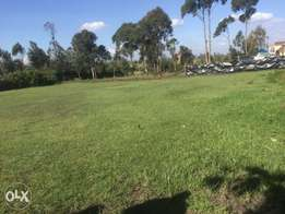 1/2 Acre plot for sale on 3rd row off the tarmac Kibiko Ngong