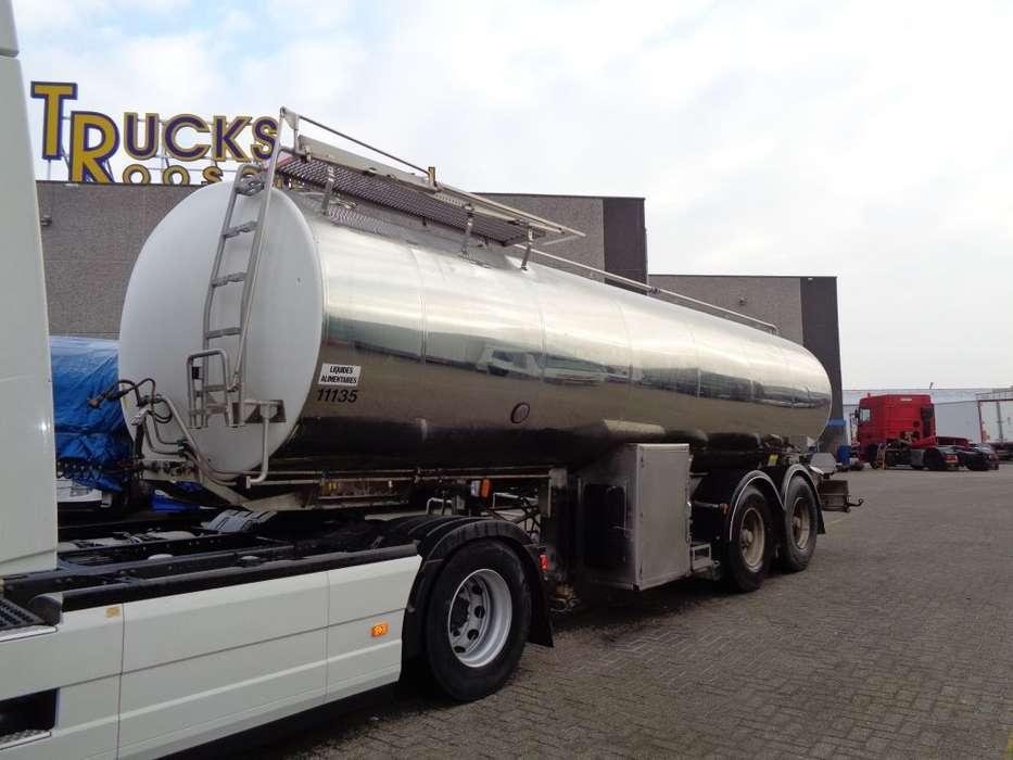 Magyar S33BT milk/water + 2Axle + 1 comp+ 25000 Liter - 2005