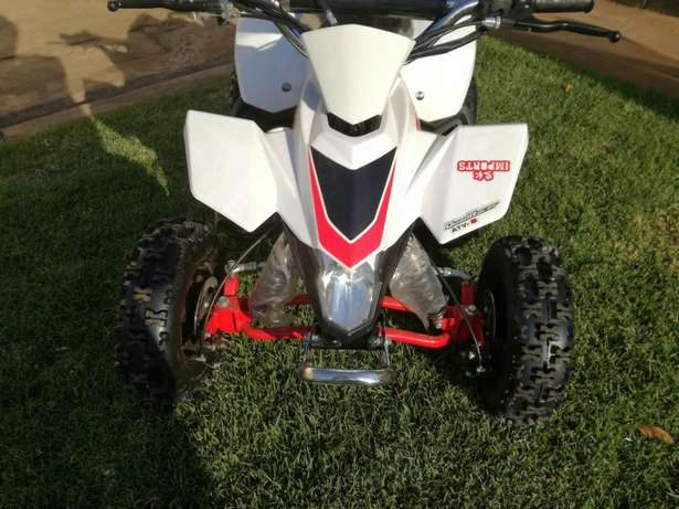 Highper Quad racer 50cc Springs - image 4