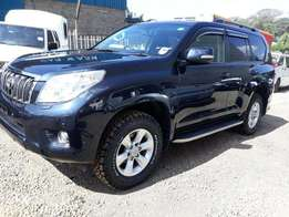 PRADO 150 3.0 Diesel KCN, sunroof, leather, cooler box 7 SEATS