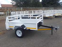 Dinky Trailers for sale, Brand new, Papers Incl!! VAT INCLUDED!