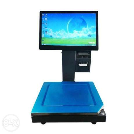 Point of Sale with Automatic Weighing Scale || POS || Weighing Scale