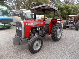 Massey Ferguson 240, 50Hp, With Free 2 Disk Plough