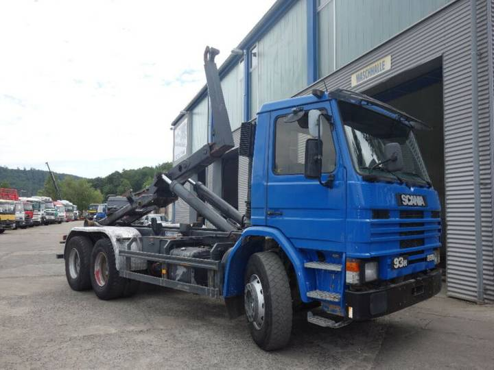 Scania 93 H 250 6x4 Blatt - 1992