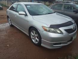 Clean Camry don't miss