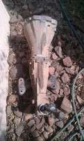 2 lt Engine and gearbox datsun / nissan