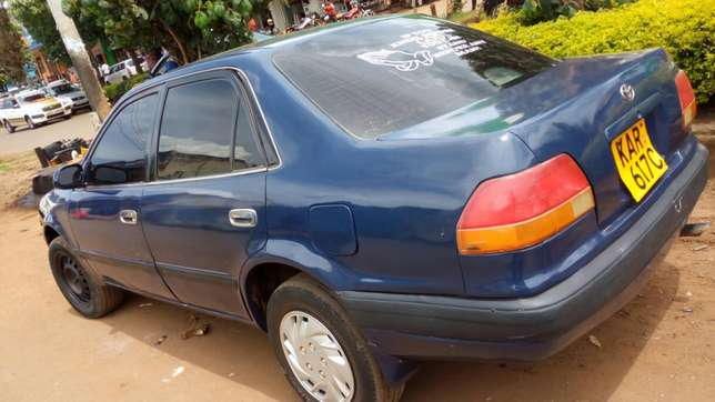 On quick sale toyota 110. Kericho Town - image 1