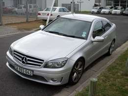 Stripping for parts Mercedes benz CLC 200k 2008