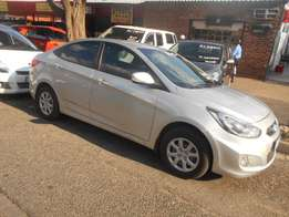 Immaculate condition, 2012 Hyundai Accent 1.6 Automatic