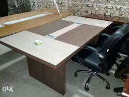 Brand New Executive Office Table and Chair