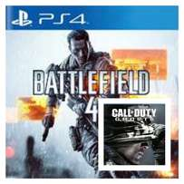 PS4 Games from R250