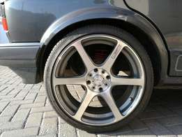 "17"" A-Line mags wheels"