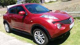 2013 Nissan Juke Sedan For Sale - R112000