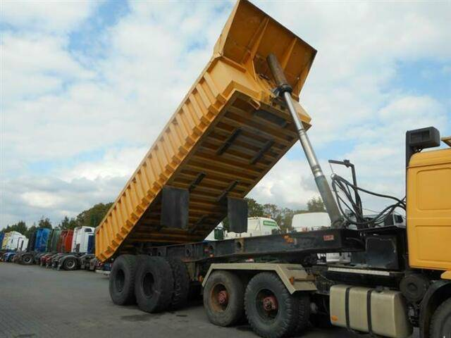 FORSS PARATOR 30M³ 2 AXLE FULL STEEL - 1996
