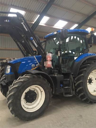 New Holland T6.175 Mechanical - 2012