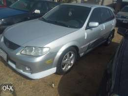Clean Mazda with first body and Belgium engine and gear for sale