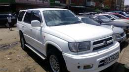 A very clean 2001 Toyota surf for sale