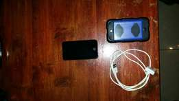 Black Ipod touch 4th generation 6,4GB