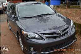 Very neat Toyota corolla for sale.