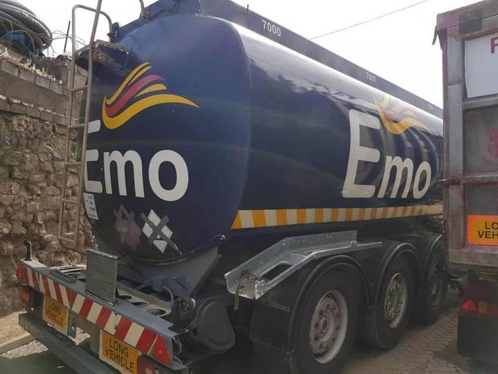 Tanker Fuel Tanker - 2003