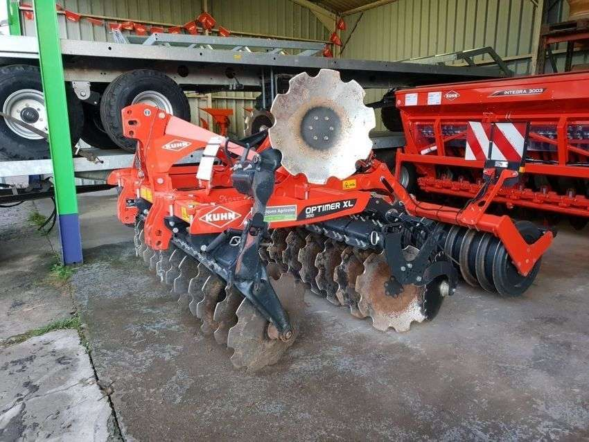 Kuhn optimer xl 300 - 2018