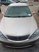 Toks Clean Toyota Camry 2005 For Sale.