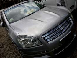 Nissan Dualis, 2000cc, year 2009, grey colour, grey interior