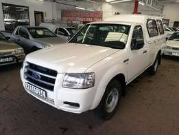 2008 Ford Ranger 2.2 S/C, ONLY 172000km, Call Sam or Bibi
