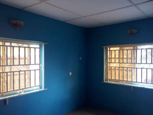 Lovely renovated 2 bedroom flat all tiles floor wardrobe at Baruwa Alimosho - image 2