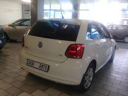Pre owned 2011 Polo 1.4 comfort line