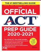 Official ACT prep guide (2020/2021) ebook (pdf)