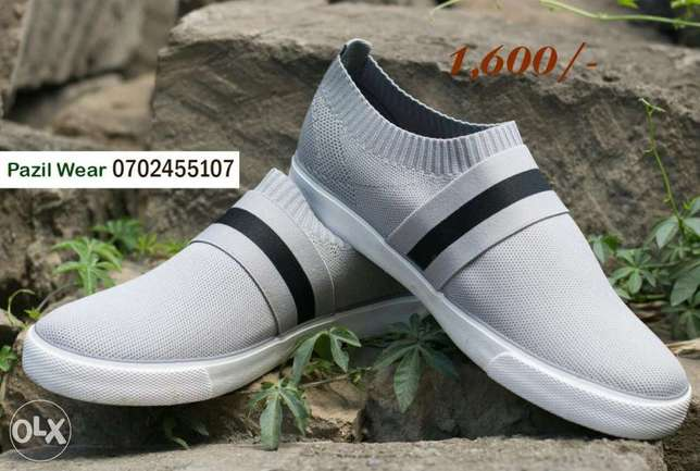 High quality rubbers and canvas sneakers Nairobi CBD - image 7