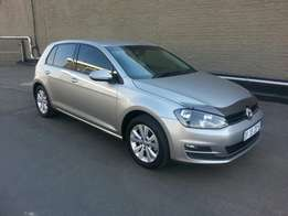 2015 Golf Vii 1.4 Tsi Big machine in a very good condition.
